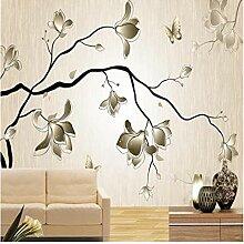 Shuangklei 3D Tapete Für Wände Chinesischen Stil