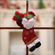 Shuangklei Weihnachtsschmuck, Christbaumanhänger,