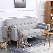 SHUHAO 2-Sitzer, wandelbares Futon-Sofa,