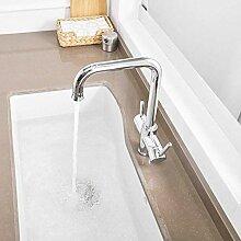 Shuip Waschbecken/Wasserhahn Stil Doppelbiegung