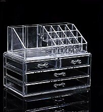 SHUIZAI Storage Boxes Klare Acryl Make -up Storage