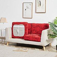 Shujin 1 Stück Sofa Sitzkissenbezug Jacquard