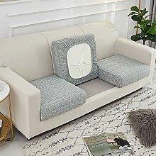 Shujin 1 Stück Sofa Sitzkissenbezug Modern