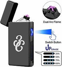 SHUNING USB-Feuerzeug, elektrisches winddichtes