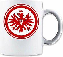 ShutUp Eintracht Frankfurt Klassische Teetasse