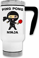 ShutUp Ping Pong Ninja Thermische