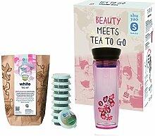 Shuyao Beauty Starter Box Tea to Go Thermobecher