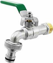 SHYNE Premium 1/2 Zoll Wasserhahn aus Messing