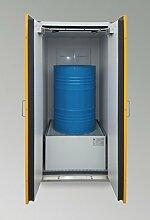 Sicherheits-Fass-Schrank SiS-FAS Typ 90 / 900-EW