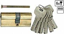 Sicherheits Schließzylinder Tür Schloß