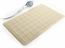 Sicherheits- und Umweltschutzmaterial --- Kunststoff Mit Saugnapf Anti-Rutsch-Matte Badematten Fußauflage --- mit Saugnäpfen Badmatten ( Farbe : 3 )
