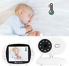 Sicherheitskamera, wiederaufladbares Babyphone