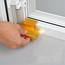 Sicherheitsschloss Fenster Schiebeflügel Stopper