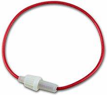 Sicherungshalter für 5x20mm mit Kabel, max. 5A