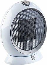 Sichler Elektro-Heizung: Kompakter Keramik-Heizlüfter, 3 Stufen, 1.500 Watt für Räume bis 30 m² (Heizlüfter als Zusatzheizung)
