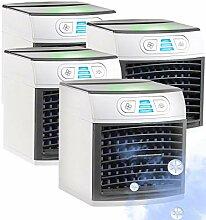 Sichler Haushaltsgeräte Mobile Mini Klimaanlage: