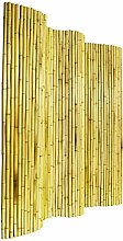 Sichtschutz Aus Bambus Bambusmatte - 1,8m x 1,9m -