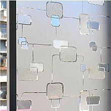 Sichtschutz-fenster-folie,ohneklebstoff Anti Uv
