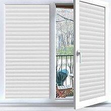 Sichtschutz-Fensterfolien, dekorativer