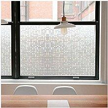 Sichtschutz-Fensterfolien, durchscheinende