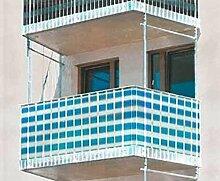 Sichtschutz für Balkon und Gartenzaun, 2 Größen, 2 Farben (504510,11,12,13)