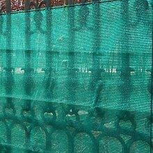 Sichtschutz für Zäune Windschutz Zaunblende Höhe 1,8 Meter 5 Meter Länge