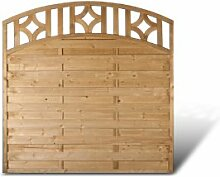 sichtschutz garten holz g nstig online kaufen lionshome. Black Bedroom Furniture Sets. Home Design Ideas