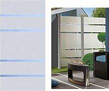 Sichtschutz Glas Element ALPHA 180x90cm, satiniert