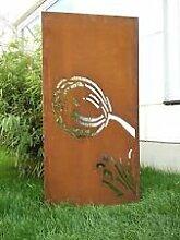 Sichtschutz Trennwand Sichtschutzwand Gartenzubehör Gartendekoration Deko Garten Gartenartikel