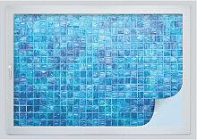 Sichtschutzfolie - Sichtschutzfolie Glasmosaik