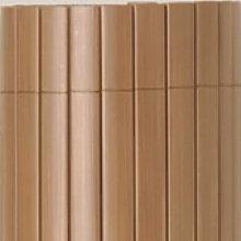 Sichtschutzmatten PVC Sichtschutz kunststoff braun