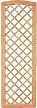 Sichtschutzzaun Holz Douglasie Rankgitter 60 x