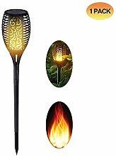 SiChun Solar-Taschenlampe, 96 LEDs, wasserdicht,