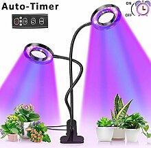 Sici Pflanzenlampe mit Zykluszeitfunktion, 16w