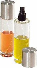 SIDCO Essigsprüher & Ölsprüher Glas 2 er Set