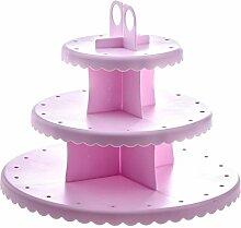 SIDCO Etagere Muffinständer Cake Pop Halter