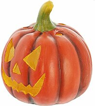 SIDCO Halloween Dekoration Kürbis Laterne