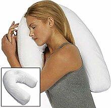 Side Sleeper U-Form Kopfstütze