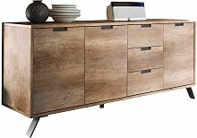 Sideboard in Eiche Retro