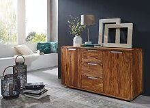 Sideboard Kommode Anrichte BUANA 145x45x80 cm