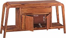 Sideboard Massivholz Sheesham Kommode 150 cm 1