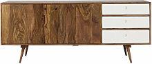 Sideboard mit 2 Türen und 3 Schubladen aus