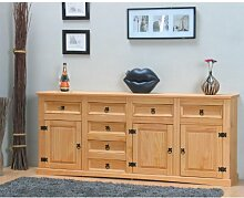 Sideboard New Mexiko massiv Mexico Anrichte Buffet