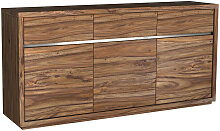 SIDEBOARD Sheesham massiv gebeizt Sheeshamfarben