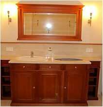 Sideboard Waschtisch-Waschbecken-Unterschrank
