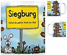 Siegburg - Einfach die geilste Stadt der Welt