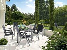 Sieger Royal Gartenmöbel Set 7-tlg. inkl.