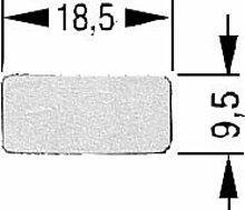 Siemens–edelstahlnamensschild einrichten Durchmesser 16