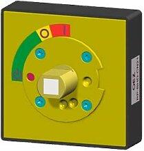 Siemens–Fernbedienung Spurstange Antriebs Tür IP40gelb