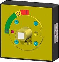 Siemens–Fernbedienung Spurstange Antriebs Tür IP66gelb